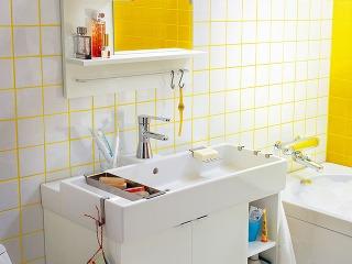 Utesnite si kúpeľňu proti