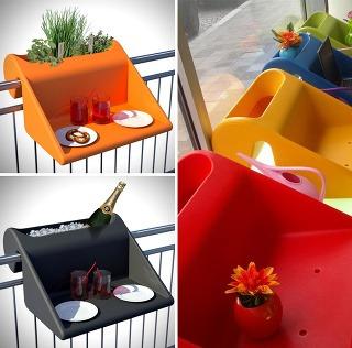 Balkonzept - vynález, ktorý