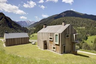 Aj dom s tradičným