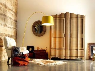 Tradičné interiérové prvky transformované