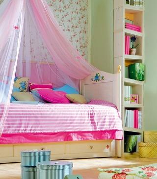 Detská izba by mala