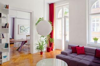 Bratislavský byt v dome