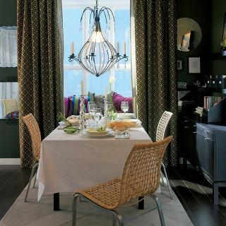 Obývačka – dáma, ktorá