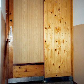 Posuvné dvere s priamočiarym