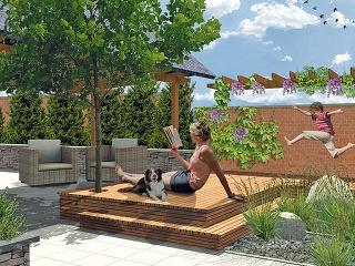 Záhrada ako bonus alebo