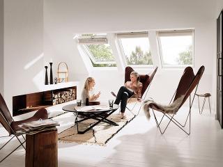 Dekorovanie obývačky denným svetlom