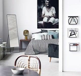 Niekoľko interiérových inšpirácii v