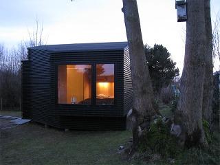 Záhradný domček, ktorý ocení