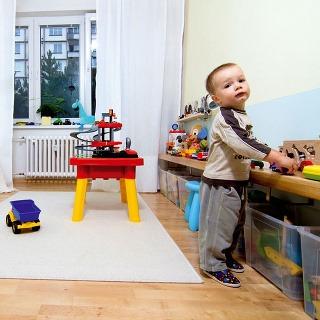 Peťkova prvá detská izba