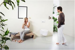 Toaleta Geberit AquaClean Sela