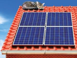 Solárne kolektory dokážu ušetriť
