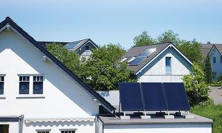 Solárny systém - áno