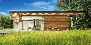 Letný dom, ktorý môžete