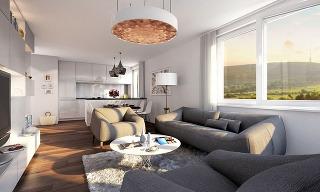 Nadštandardný 3-izbový byt v