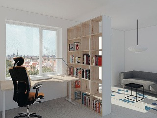 Home Office – pracujeme