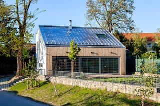 Vzdušný a praktický dom