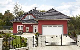 Ak vám záleží na farebnosti domu, nešetrite na strešnej krytine