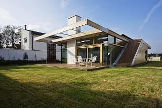 Moderný dom v Debrecíne