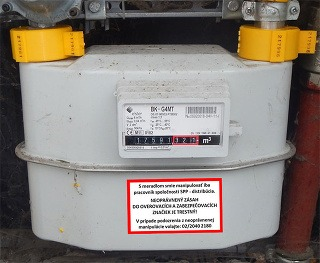 Za pretočenie plynomeru hrozí