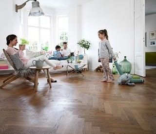 Podlaha a jej ošetrenie