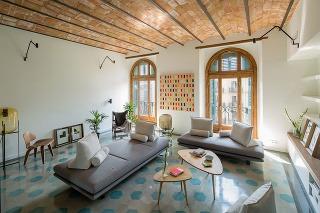 Vzdušný a elegantný byt,