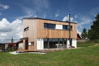 Pasívny dom, ktorý môžete