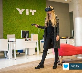 Virtuálna realita v Predajnom