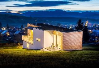 Keď si architekt navrhne dom pre svoju rodinu na pozemku, ktorý nikto nechcel