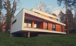 Nízkoenergetický ekologický dom v