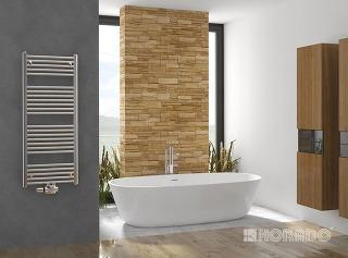 Rúrkové radiátory - praktická súčasť každých kúpeľní