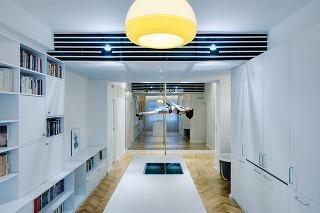 Tancujúci byt