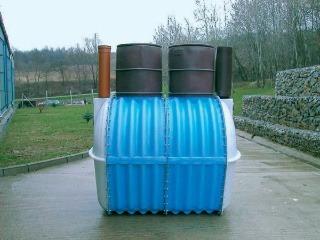 Domové čistiarne odpadových vôd