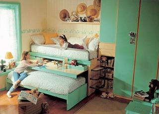 Variabilná detská izba