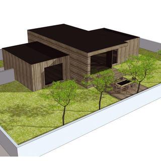 Nízkoenergetický dom pre mladú