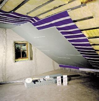 Zateplenie šikmej strechy