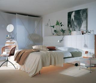 Pohodlná posteľ a jej