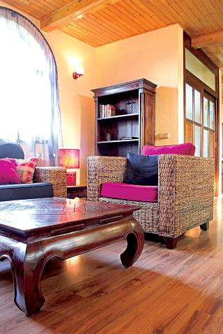 Obývačka s noblesou