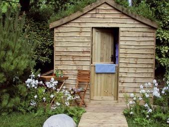 Záhrada stvorená na bývanie (2.)