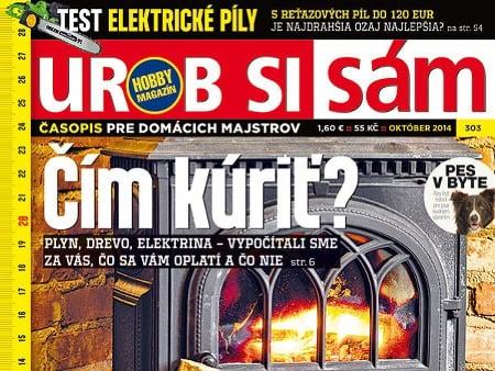Októbrové vydanie  časopisu