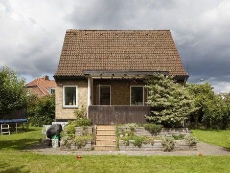 Dom pred rekonštrukciou: Keď