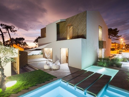 Očarujúci dom z Portugalska: