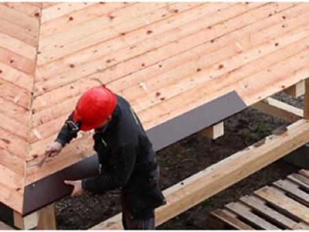 Rekonštrukcia eternitovej strechy strešnými