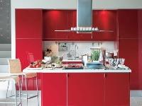 Kuchyňa Faktum s dvierkami