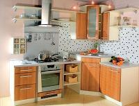 Kuchyňa Leandra zo systému
