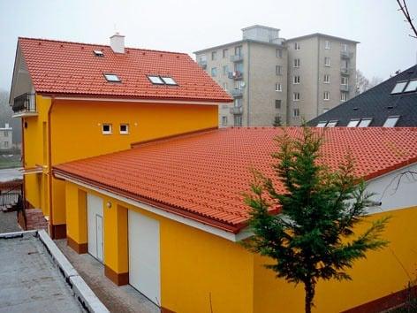 Oprava plechovej strechy bez demontáže