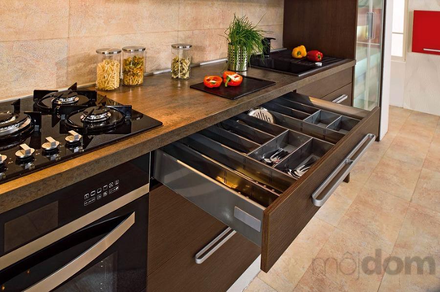 Moderné trendy vo výbere materiálu pre našu kuchyňu