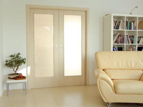 Zaseknute dvere v byte