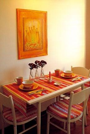 Aj kuchynský stôl a