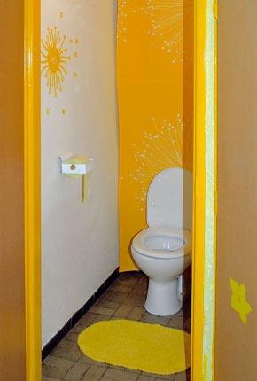 Aj v záchode vládnu