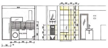 Návrh zariadenia podľa architektky